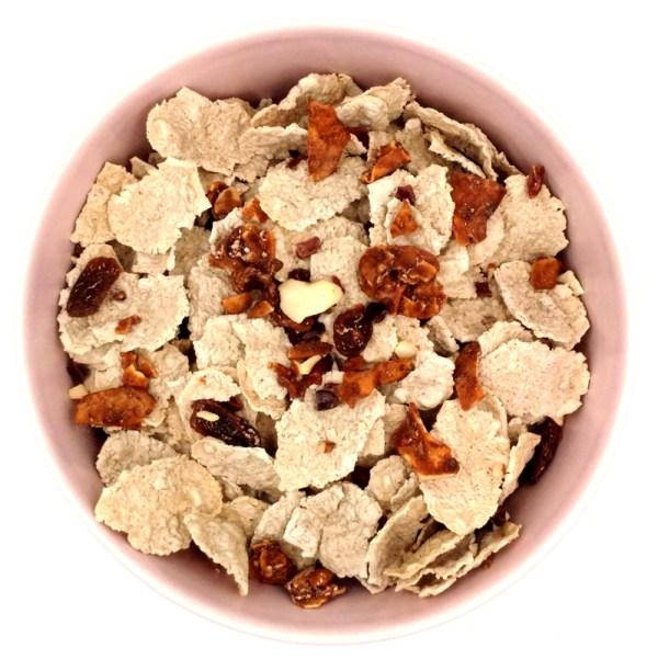 Flakes de trigo sarraceno con coco y chocolate ECO