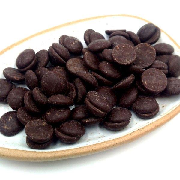 Chocolate negro gotas 64% de cacao