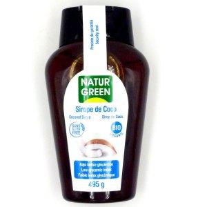 Sirope de coco 495gr. Naturgreen
