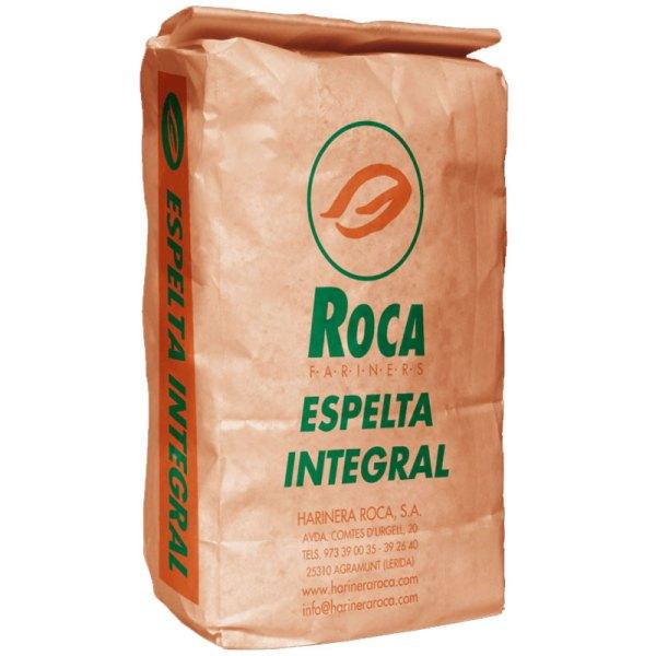 Harina de espelta integral ECO (Lleida)