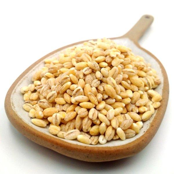 Cebada en grano natural ECO