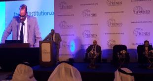 """مركز """"تريندز"""" يناقش السياسة الأميركية في الخليج العربي"""