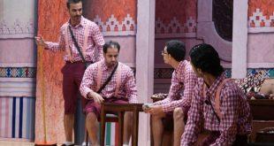 مثلث برمودا في مسرح السعودية بحضور النجوم وإقبال جماهيري