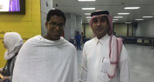 سلطان بن سلمان يحقق حلم الناجي الوحيد من تحطم الطائرة السودانية