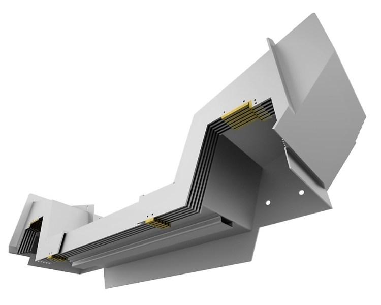 Protecteur télescopique MAZAK H 500-50 Z 3