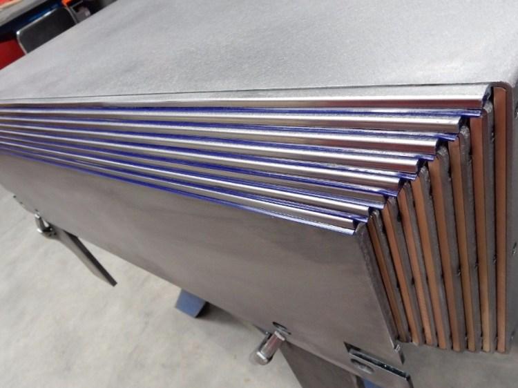 Joints racleurs protecteur telescopique ANAYAK