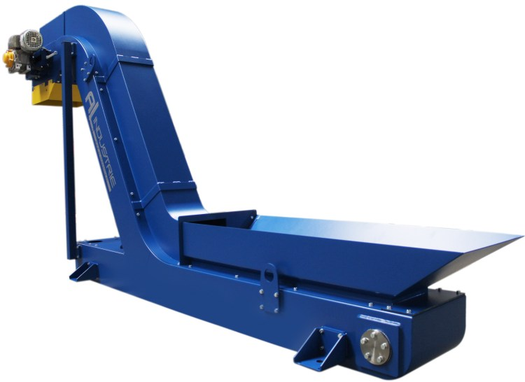 Convoyeur machine outils