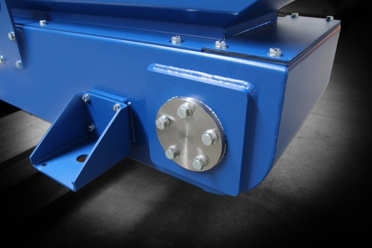 Tapis acier machine outils