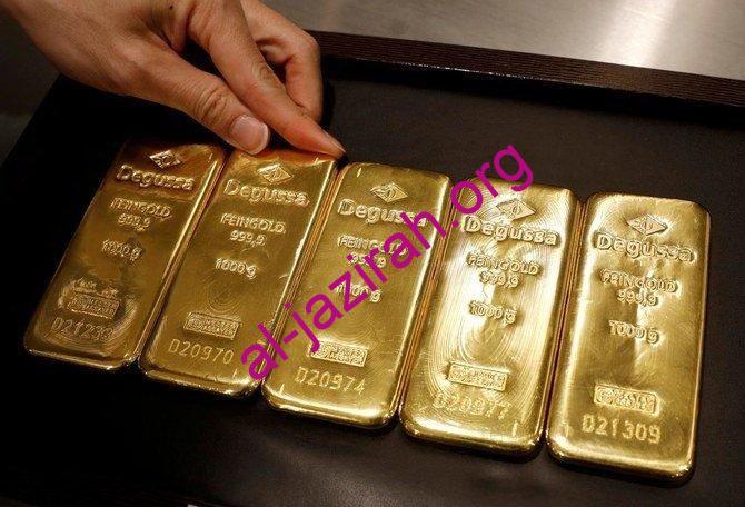 السعودية تضيف 250 ألف أوقية من الذهب والفضة منتصف عام 2022