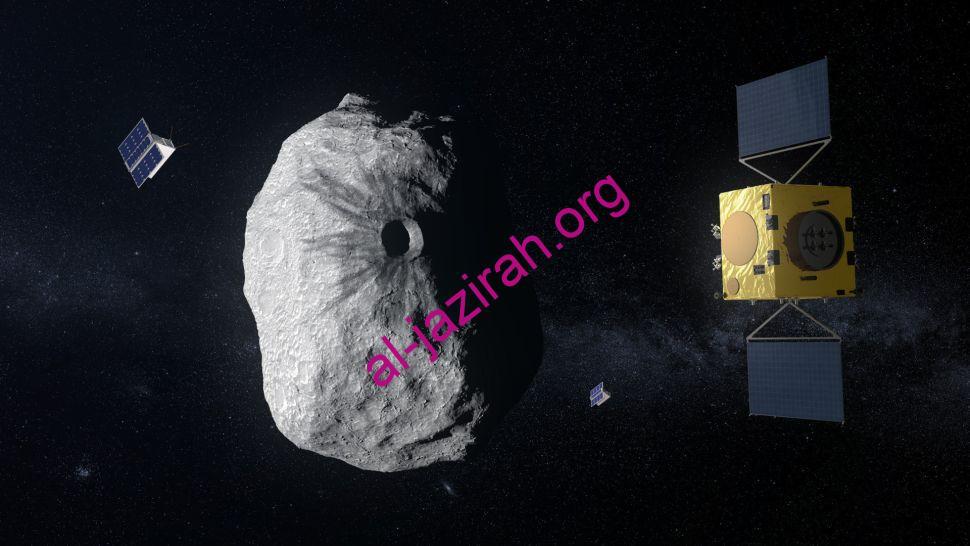 تسجيل الصخرة الفضائية رقم 10001