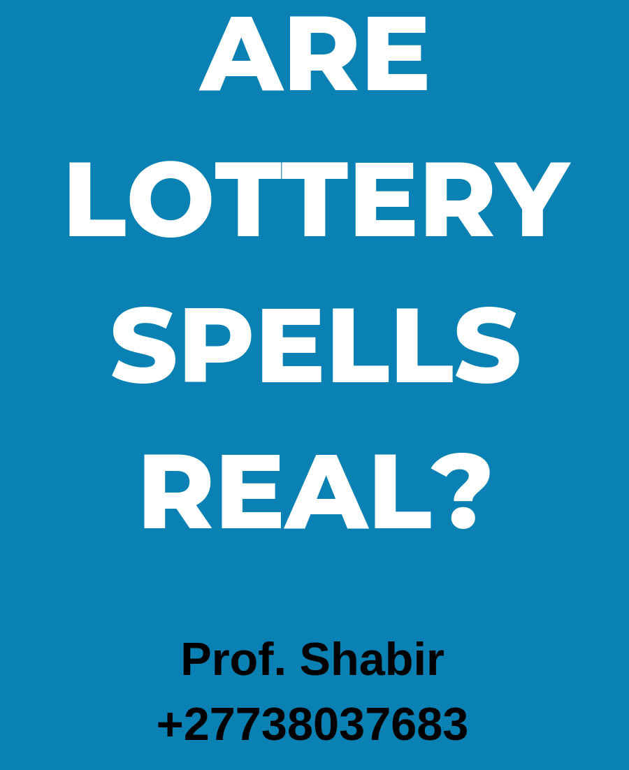 Lottery Spells In USA | Powerful Spell Caster In The World