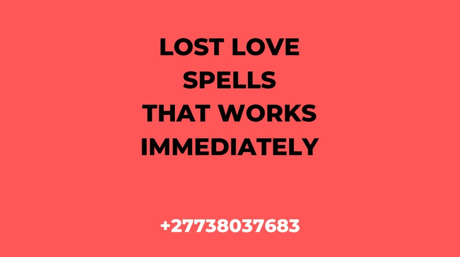How To Cast A Love Spell | Black Magic Spells That Work