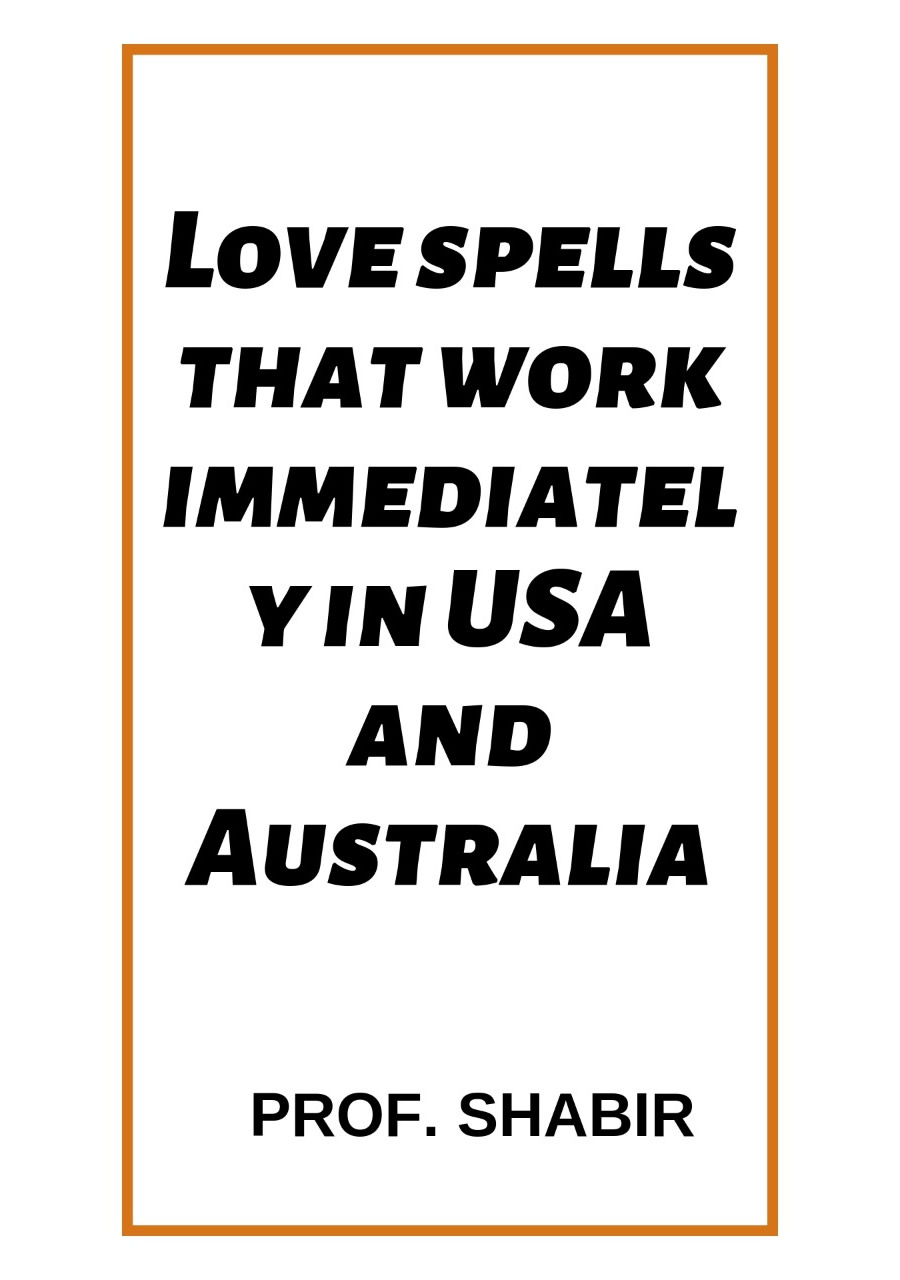 Voodoo Spell For Love | Voodoo Love Spells That Work Fast In
