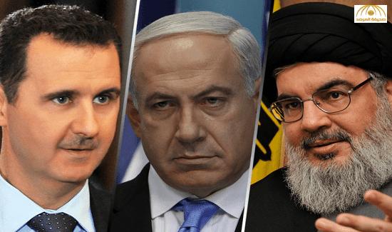 سرّي للغاية .. تفاصيل اتفاق خطير بين 'الأسد ونتياهو' تم بين عامي 2009 و2011