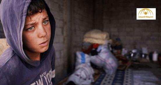 بالصور: شاهد ماذا فعل حصار بشار وحزب الله الإجرامي بأطفال سوريا