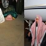 بالصور: استقبال حافل لمعلمين سعوديين أفرج عنهما الانقلابيون