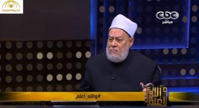 علي جمعة: 'السلفيّة' بدعة .. وهؤلاء 'شوية عيال يستندون على فترة زمنية فاضلة'-فيديو