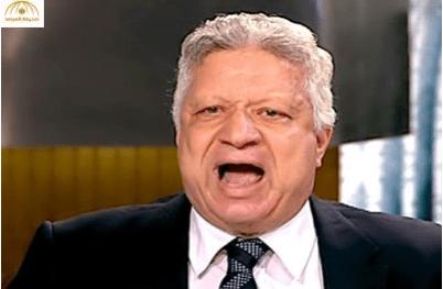 بالفيديو: رئيس الزمالك يُهدد الأهلي .. ويؤكد: أقسم بالله ما يرجع عبد الشافي
