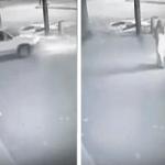بالفيديو: كاميرا مراقبة تكشف سرقة احد المحال التجارية بحفر الباطن