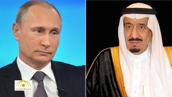 الملك سلمان  يزور روسيا الشهر المقبل