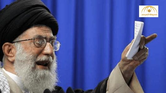 خامنئي: أمريكا تدبر مؤامرة تستهدف إيران ما بعد الاتفاق النووي-صورة