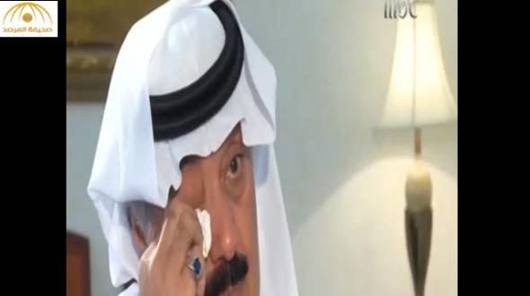 بالفيديو : الأمير متعب يذرف دموعه على الملك عبدالله ويكشف علاقته بالسناب شات والواتساب