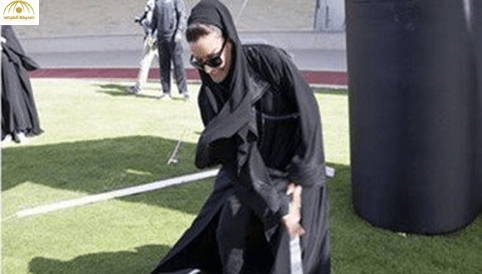 بالصور: الشيخة موزة تمارس الجولف فى اليوم الرياضى لدولة قطر