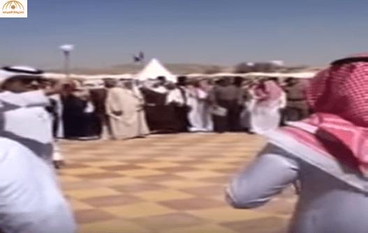 بالفيديو: شاهد كيف استقبل أهالي محافظة ميسان الأمير خالد الفيصل