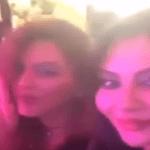 بالفيديو:رقص مريم حسين و نصرة الحربي في حفل طلاق خديجة الوعل
