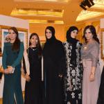 بالصور:عرض أشهر اللوحات الايطالية في دبي بحضور سمو الشيخة لطيفة بنت حمدان آل مكتوم
