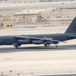 """""""بي 52"""" الأميركية لأول مرة  تقصف هدفاً لداعش في العراق"""