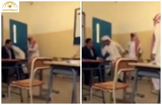 فيديو لطلاب يسخرون من معلمهم يثير استياء شديدا