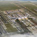 شركة سعودية ضمن فريق تشييد أكبر مطار في العالم