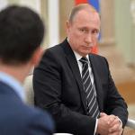 موقع إيراني يتحدث عن مخطط أمريكي روسي للتخلص من الأسد