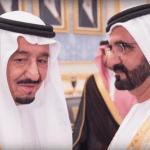 """ما الفيديو الذي نشره محمد بن راشد على """"تويتر"""" احتفالاً باليوم الوطني السعودي؟"""