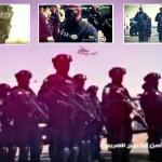 بالصور و الفيديو : شاهد .. رجال قوات الأمن الخاصة يستعرضون فنون القتال