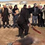 داعش يعدم 15 رجلاً بتهمة السرقة في شمالي سوريا