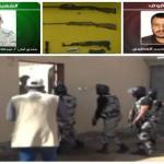 بالفيديو : مداهمة قوات الأمن لمنزل هايل العطوي و القبض عليه و ضبط السلاح المستخدم