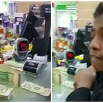 بالفيديو : مواطن يوثق دخل أحد المتسولين عند الإشارات