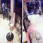كاميرا مراقبة ترصد سرقة سيارة مواطن في الخُبر أمام عينه.. شاهد ردة فعله!