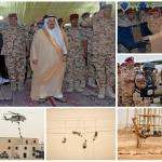 بالصور: تفاصيل زيارة أمير منطقة الرياض  لقيادة قوات الأمن الخاصة