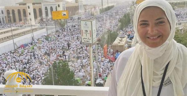 بالصور .. دنيا سمير غانم تثير ضجة بفستانها بعد عودتها من الحج