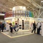 دهانات الجزيرة تشارك في معرض البناء السعودي2017 بأحدث منتجاتها وإصداراتها