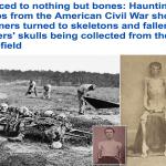 """شاهد.. صور"""" بشعة ونادرة""""  تروي  قصة الحرب الأهلية الأمريكية بين الشمال والجنوب عام 1861 م"""