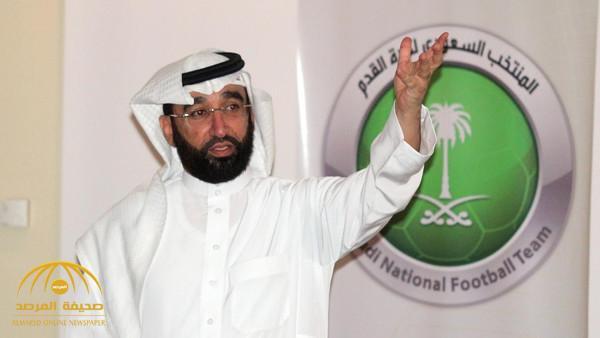 """تفاصيل 18 مخالفة وراء إقالة """"عبدالله البرقان"""" من الاتحاد السعودي لكرة القدم"""