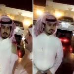 """شاهد .. لحظة تسلم منقذ محطة الوقود هديته من أمير الرياض """"جيب لكزس 2018"""""""
