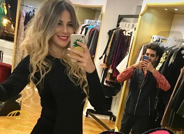 """شاهد ..  صور """"منة حسين فهمي"""" في افتتاح متجرها تشعل مواقع التواصل"""