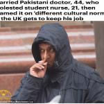 """طبيب باكستاني يتحرش بممرضة ويلمس صدرها مدة """"ثانيتين"""" في لندن .. وهكذا برر موقفه الغريب أمام المحكمة!"""