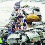 لماذا يتكرر غرق «أنفاق جدة» مع هطول الأمطار؟
