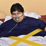شاهد.. كيف أصبح مريض السمنة «خالد شاعري» بعد 4 سنوات من علاجه ؟